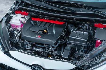 Toyota Fr Yaris Motor