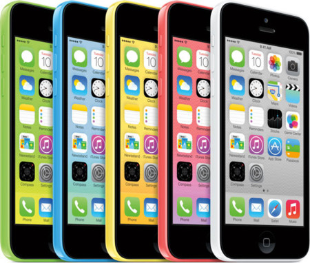 iPhone 5C, el color llega a Apple
