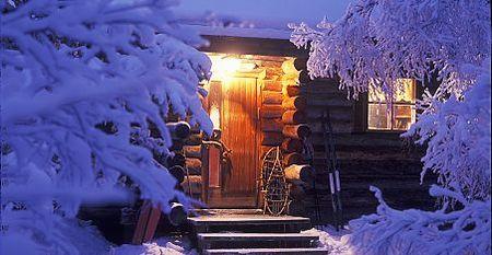 Navidad y fin de año en Finlandia