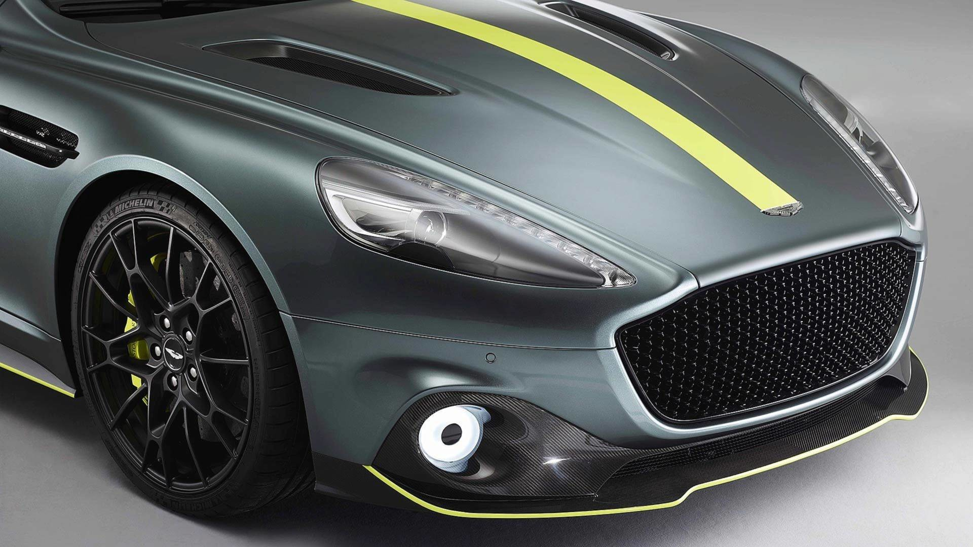 Foto de Aston Martin Rapide AMR (4/10)
