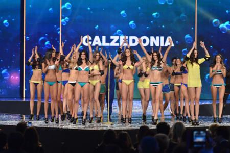 Calzedonia Primavera-Verano 2013: los ángeles de Calzedonia