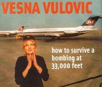 Vesna Vulovic: la mujer que sobrevivió a una caída de 10.000 metros