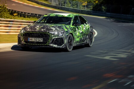 Audi Rs3 Record Nurburgring