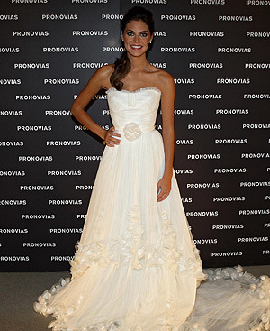 1cca23fa8d Amaia Salamanca se viste de novia