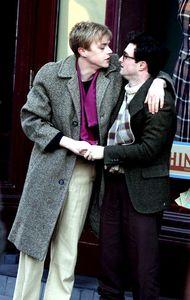 Daniel Radcliffe pillando el rollo a sus 'homo-escenas'