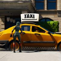 Fortnite ha metido un modo a lo Crazy Taxi en el juego, y es un homenaje divertidísimo