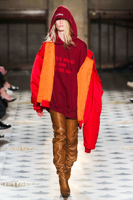 vetements aw 2016