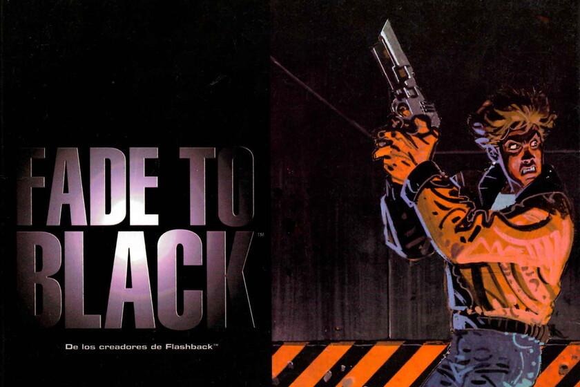 Fade to Black, la olvidada secuela del mítico Flashback de Delphine Software en MS-DOS