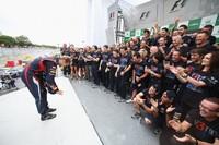 Las mejores imágenes de la Fórmula 1 según la FOM