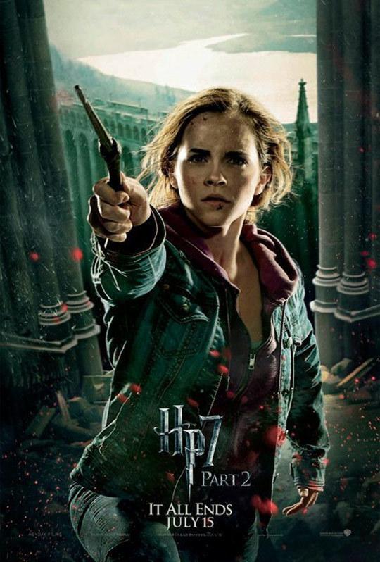 Foto de 'Harry Potter y las reliquias de la muerte. Parte II', nuevo y espectacular tráiler y carteles (16/21)