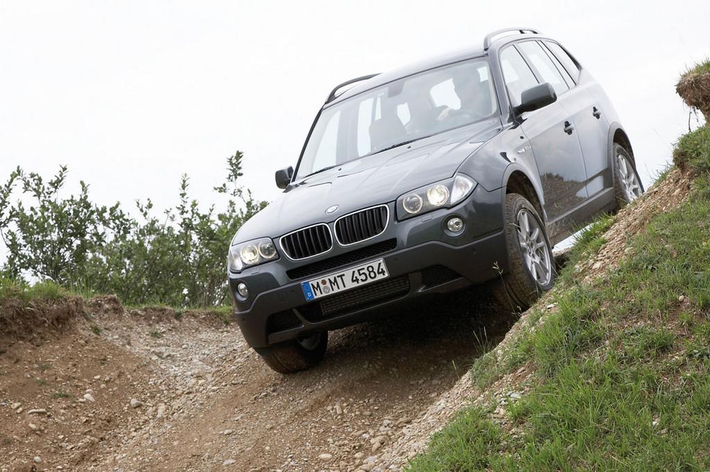 Foto de BMW X3 con EfficientDynamics (43/71)