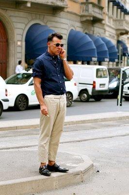 Pantalones Tobilleros Una Cuestion De Estilo
