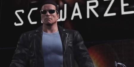 WWE 2K16 nos muestra los movimientos finales y la presentación de Terminator