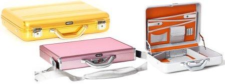 Mezzi, maletines para portátiles de aluminio