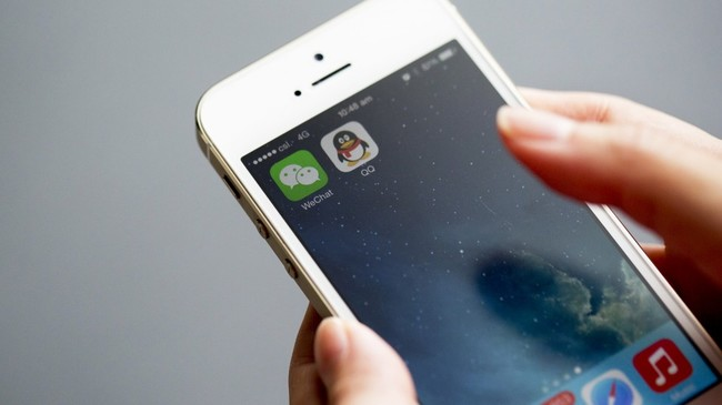 Wechat Iphone B Net