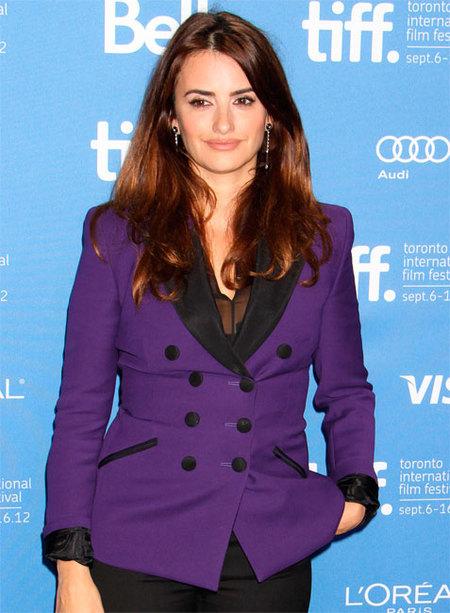 Penélope Cruz en el Festival de Cine de Toronto
