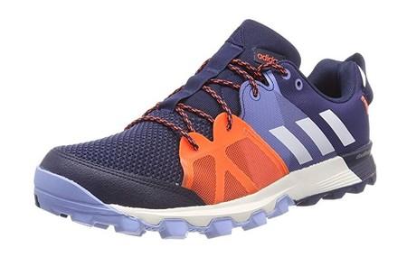 Por 53,95 euros tenemos las zapatillas de trail Adidas Kanadia 8.1 TR M en Amazon