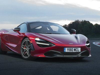 """McLaren """"rema contracorriente"""" y se niega a entrar en el segmento de los SUV"""