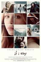 'Si decido quedarme', tráiler y cartel del drama con Chloë Grace Moretz