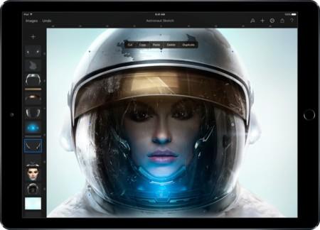Pixelmator llega dispuesto a explotar las ventajas del iPad Pro