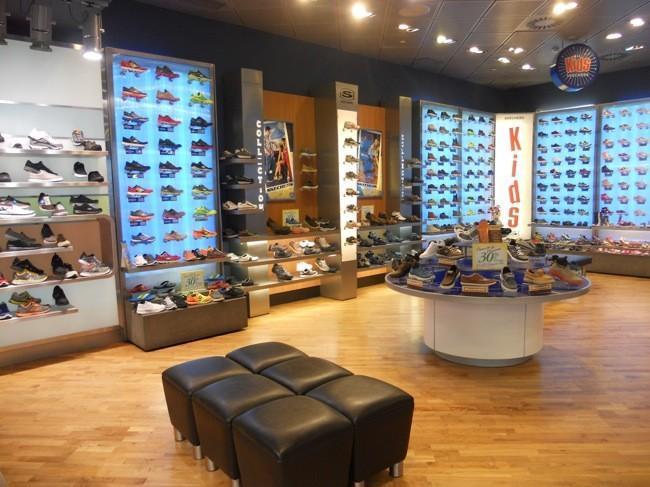 Skechers abre su tienda número 1000... ¡Ahí es nada!