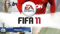 Mejor juego deportivo del 2010: 'FIFA 11'