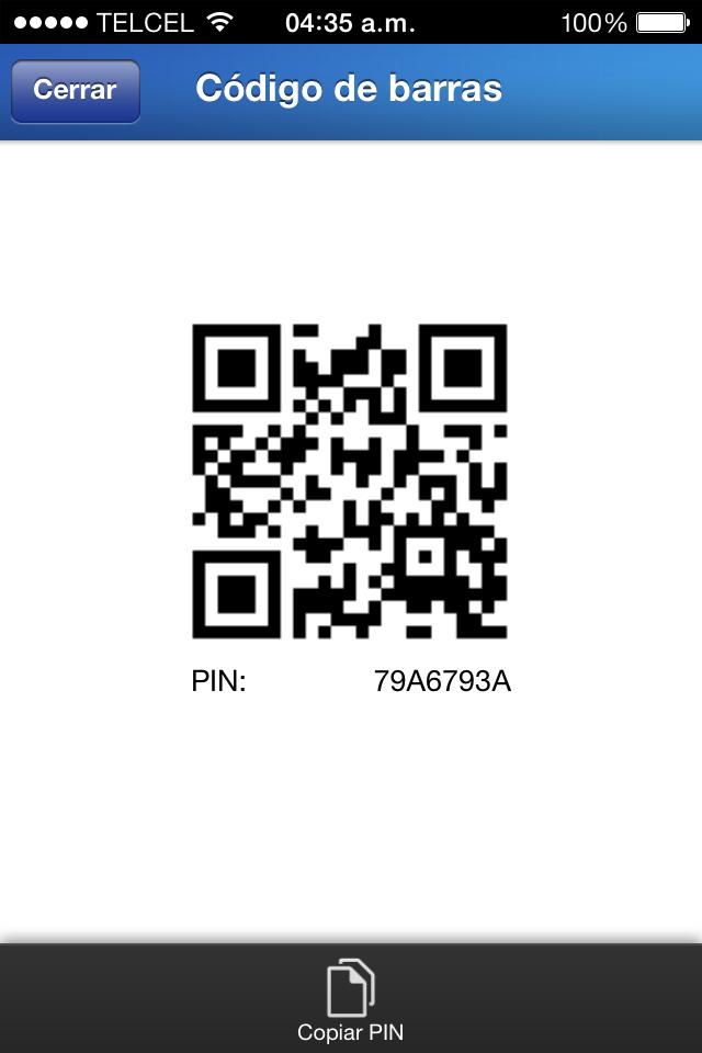 Foto de BBM para iOS (7/8)
