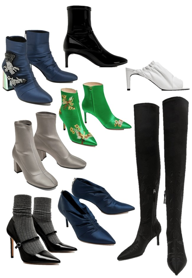 Zara Rebajas Zapatos Tendencia