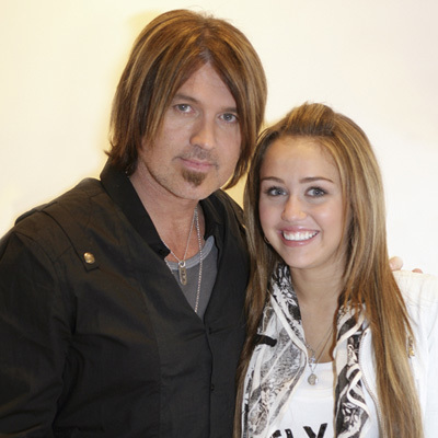 La familia de Miley Cyrus
