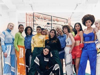 La colección de Adidas x Daniëlle Cathari  es el sueño sporty de Kendall Jenner (y de cualquier millennial)
