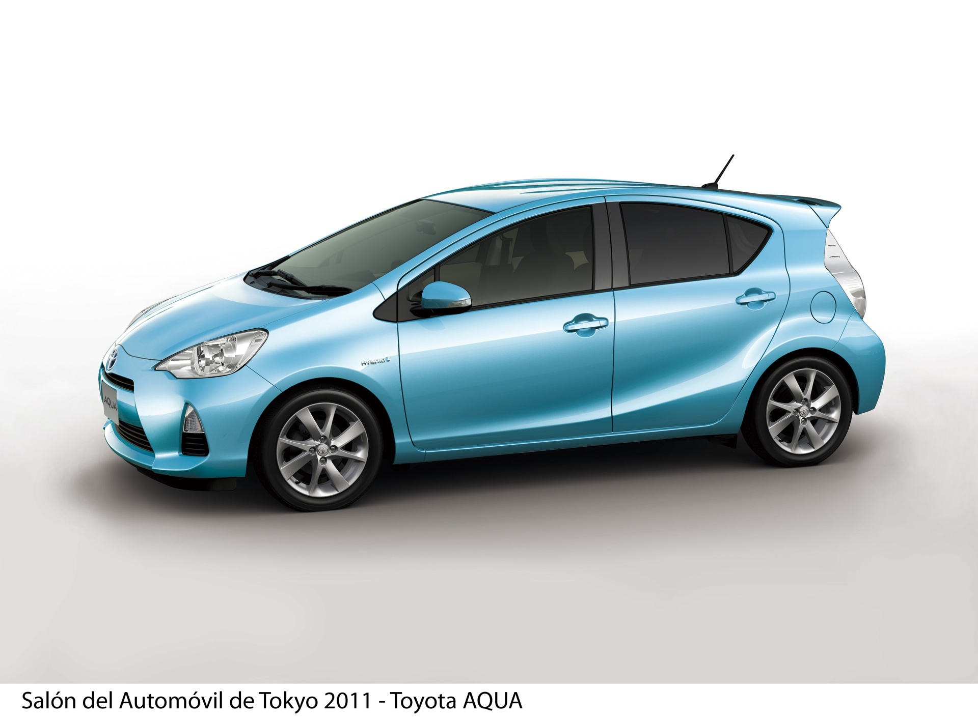 Foto de Toyota Salón de Tokio 2011 (1/6)