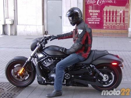 Harley-Davidson VRSCDX Night Rod Special, la prueba (3/4)