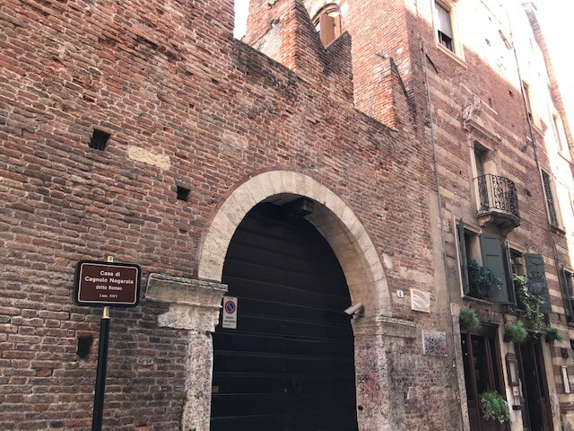 Verona-Romeo y Julieta