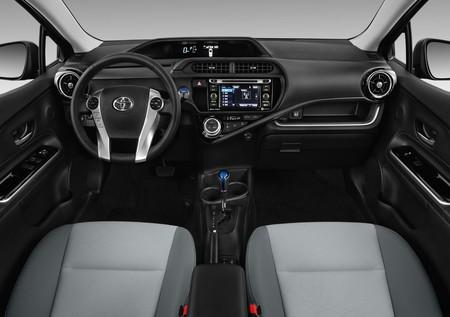 Toyota Prius C Mexico
