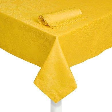 Mantel amarillo de Zara Home
