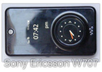 Sony Ericsson W707, también conocido como Alicia