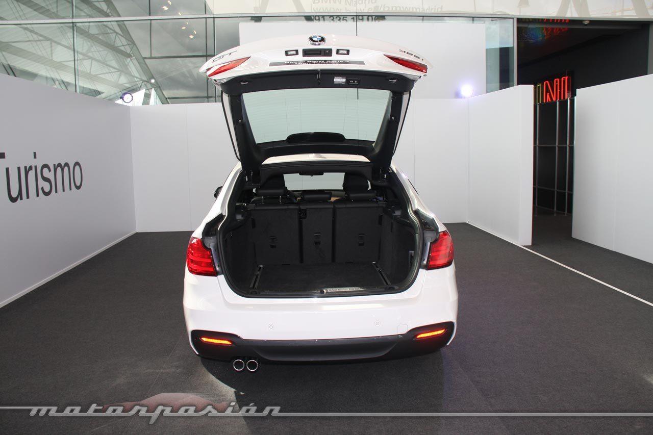 Foto de BMW Serie 3 GT (Presentación estática) (12/43)