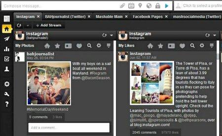 Instagram y SlideShare, entre los nuevos servicios que admite HootSuite