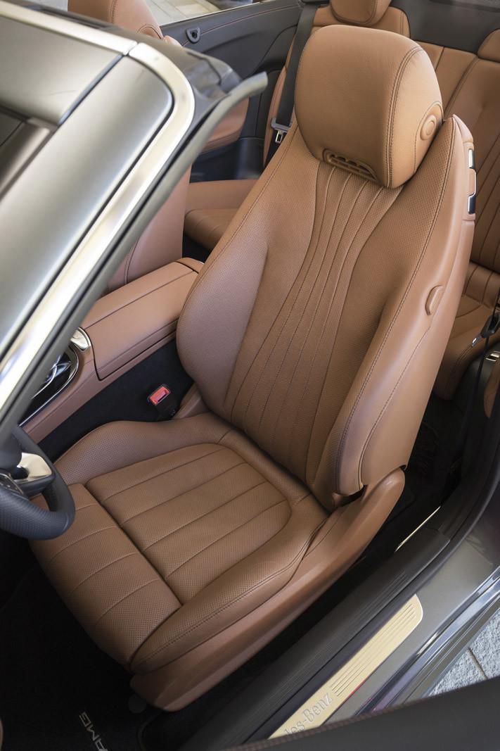 Foto de Mercedes-Benz Clase E Cabrio, toma de contacto (29/156)
