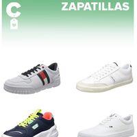 Chollos en tallas sueltas de zapatillas Tommy Hilfiger y Lacoste a la venta en Amazon