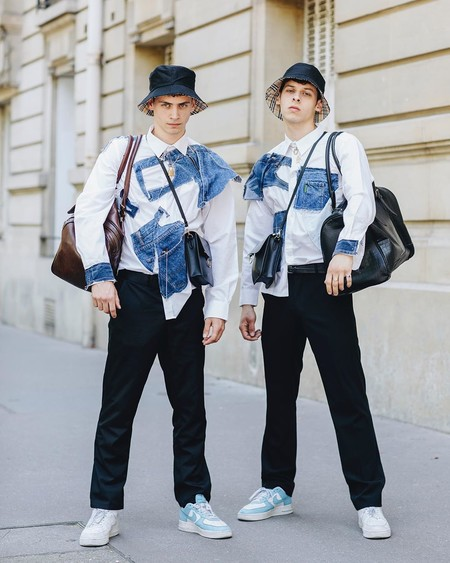 El Mejor Street Style De La Semana Paris Fashion Week Mens Spring Summer 2020 15