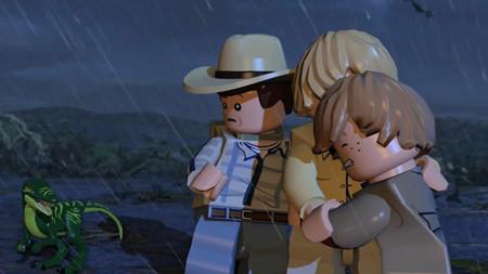 Lego Jurassic World 00