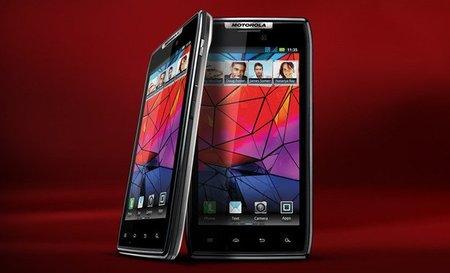 Motorola RAZR y Samsung Galaxy S II tendrán Ice Cream Sandwich