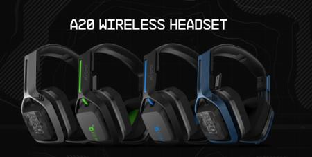 Logitech lanza unos nuevos auriculares que quieren sacar el máximo rendimiento sonoro a tus videojuegos