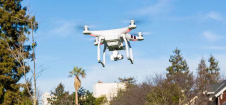 Los drones de Intel se conectan a la red LTE