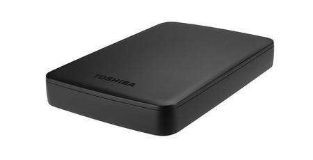 Toshiba Canvio Basic de 3Tb por 99 euros en Mediamarkt