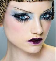 Fantasía en el maquillaje de Alta Costura de Dior para la nueva temporada 2009/2010