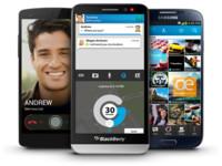 BlackBerry no se rinde y lanza la segunda versión de BBM para iOS y Android