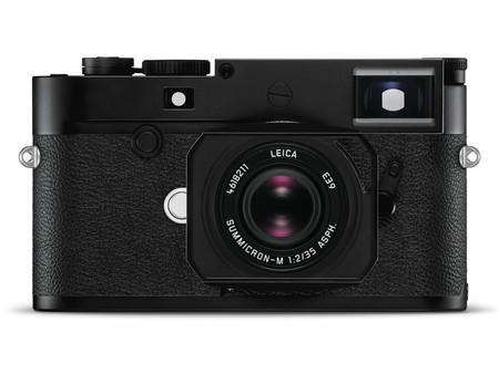 Leica M10-D, una telemétrica full frame que elimina la pantalla para ofrecer una experiencia analógica en un cuerpo digital
