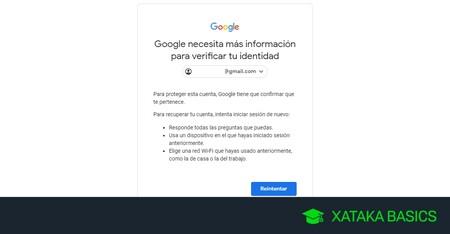 Cómo configurar tu cuenta de Google para poder recuperarla si la pierdes o te hackean